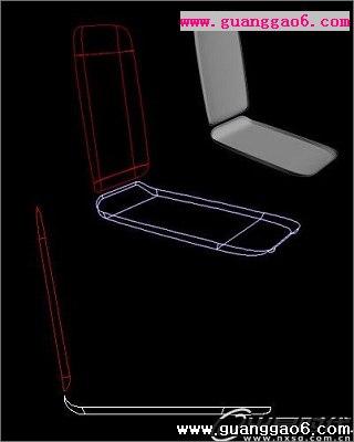 3dmax教程:变形金刚手机模型制作过程